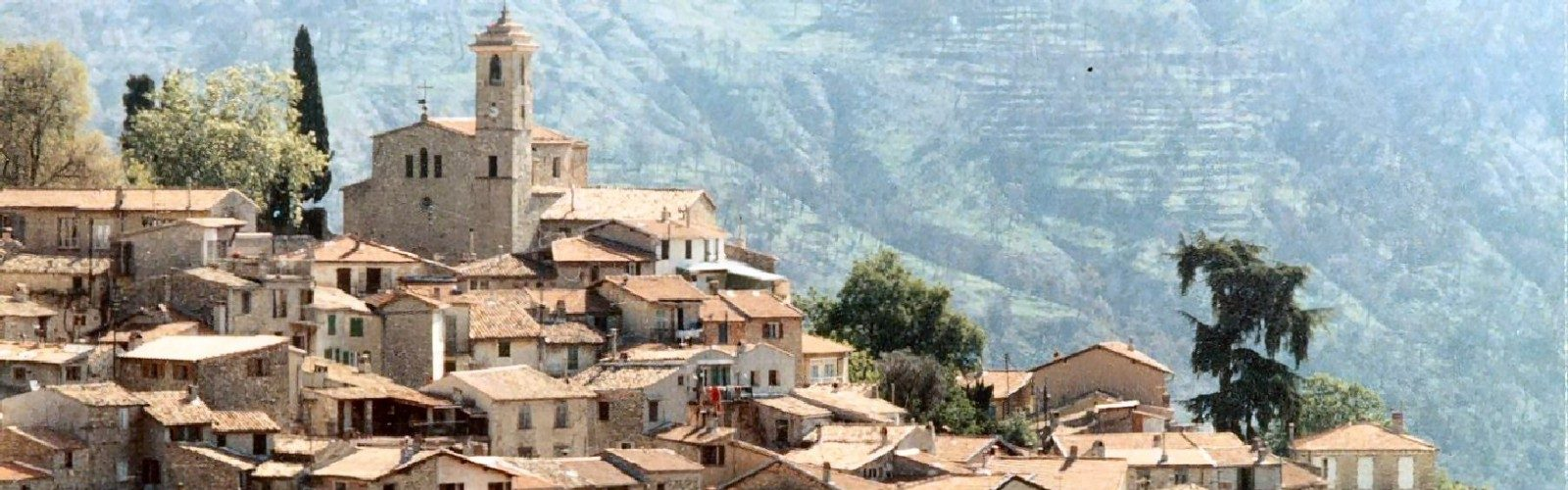 Coaraze – l'un des plus beaux villages de France